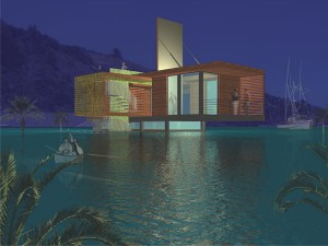 Flood Proof House - Studio Peek Ancona