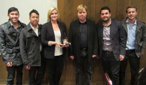 awards, NewSchool of Architecture and Design