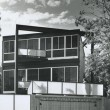 Schwartz House, Pierre Koenig, FAIA, 1996 Maybeck